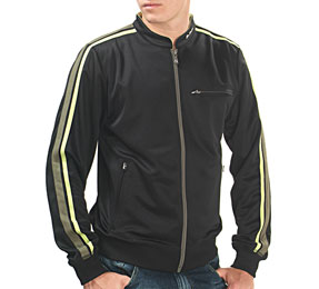 Avant Zip Up Track Jacket