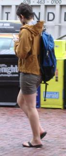 Boston Street Style Shorts
