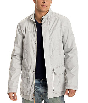 Canvas Safari Jacket