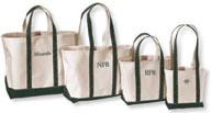 LL Bean Boat and Tote Bags