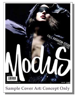 Modus Project Sample Cover Art (Not the Final Cover!)