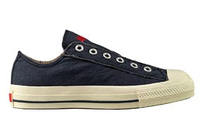 Chuck Taylor All Star Navy Unisex Slip Ons