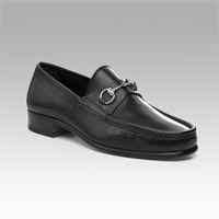 Gucci Classic Horsebit Loafer 410 at Saks Fifth Avenue