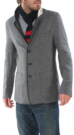 Obedient Sons Herringbone Jacket