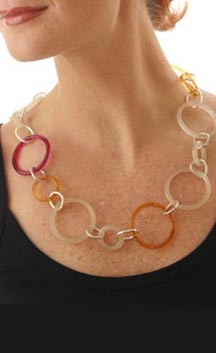 Wendy Mink Ring Necklace