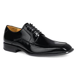 On the Double Leather Oxford