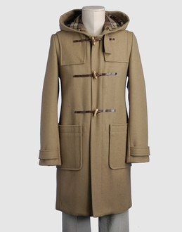 Veronique Branquinho Toggle Coat